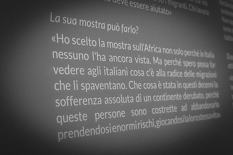 Salgado Binario49 Reggio Emilia